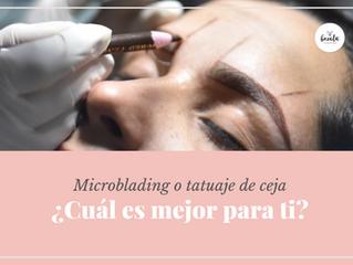 Microblading y la diferencia con los tatuajes ¿Cuál es mejor para ti?