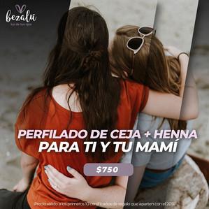 Para mamá e hija