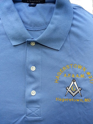 Official Lodge Polo