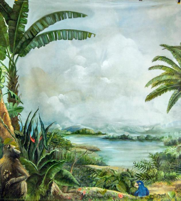 La jungle romantique