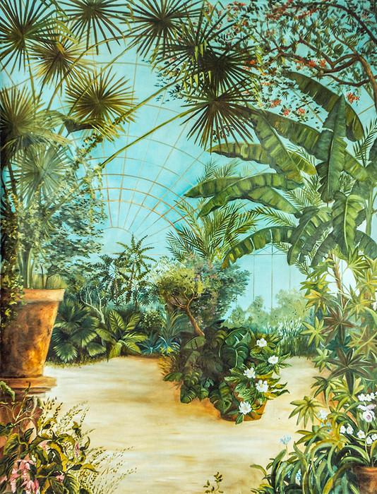 Le jardin d'hiver