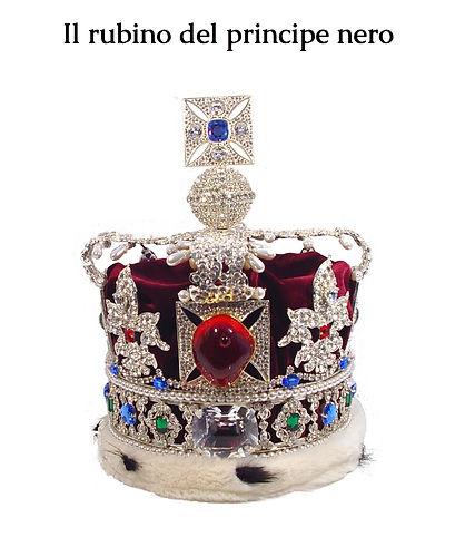 rubino del principe nero