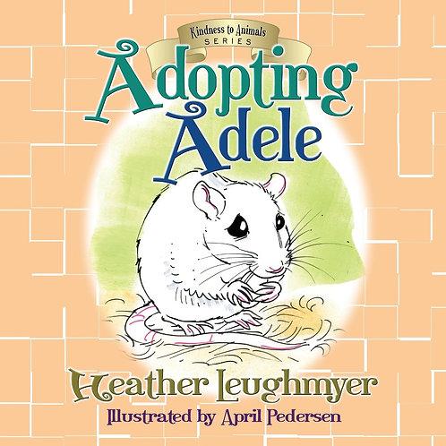Adopting Adele book