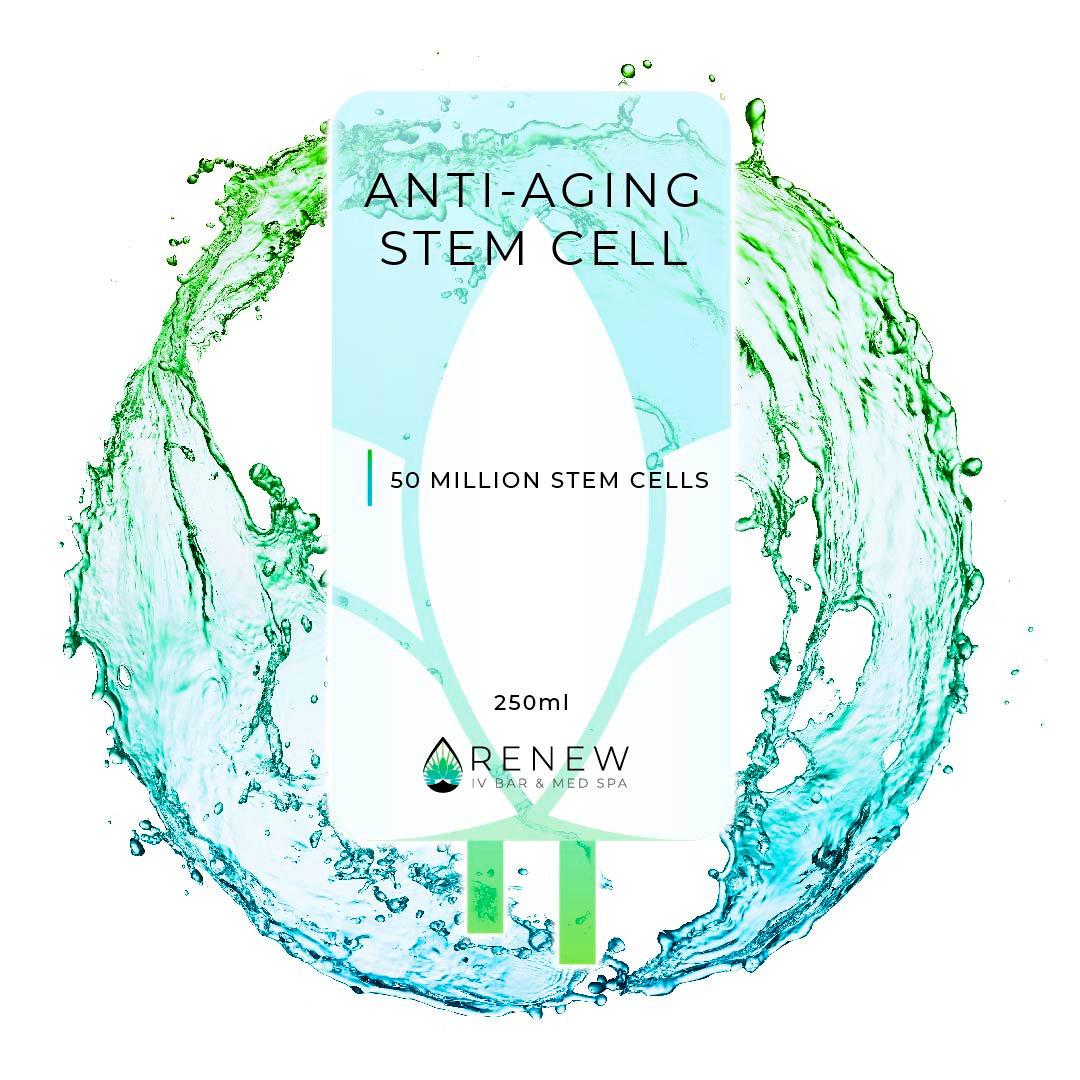 Anti-aging Stem Cell IV (50 Million)