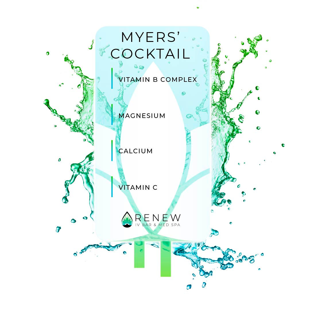 MYERS' COCKTAIL (500ML)