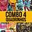 Thumbnail: COMBO 4 QUADRINHOS