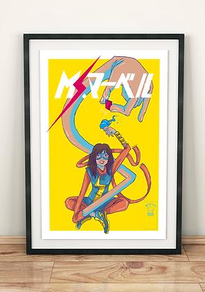 Print - Ms.Marvel