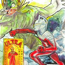 Ultraman VS Kaiju