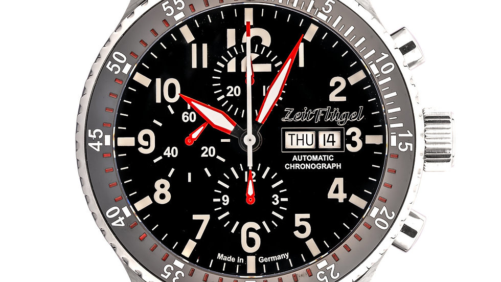Air Base Modell 5 Automatic Chrono