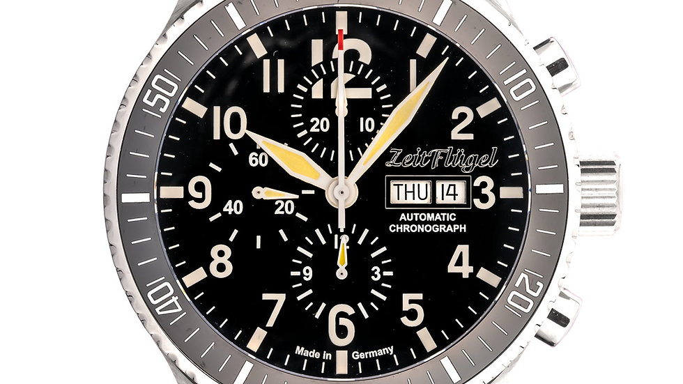 Air Base Modell 3 Automatic Chrono
