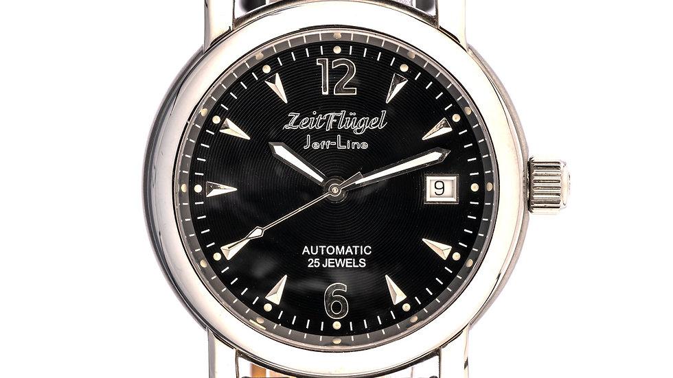 Jeff-Line Automatic black