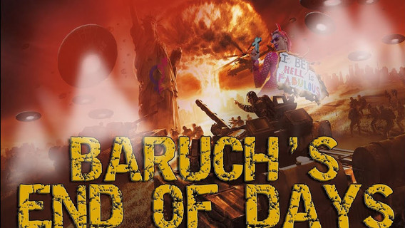 WHO IS BARUCH IN SCRIPTURES?