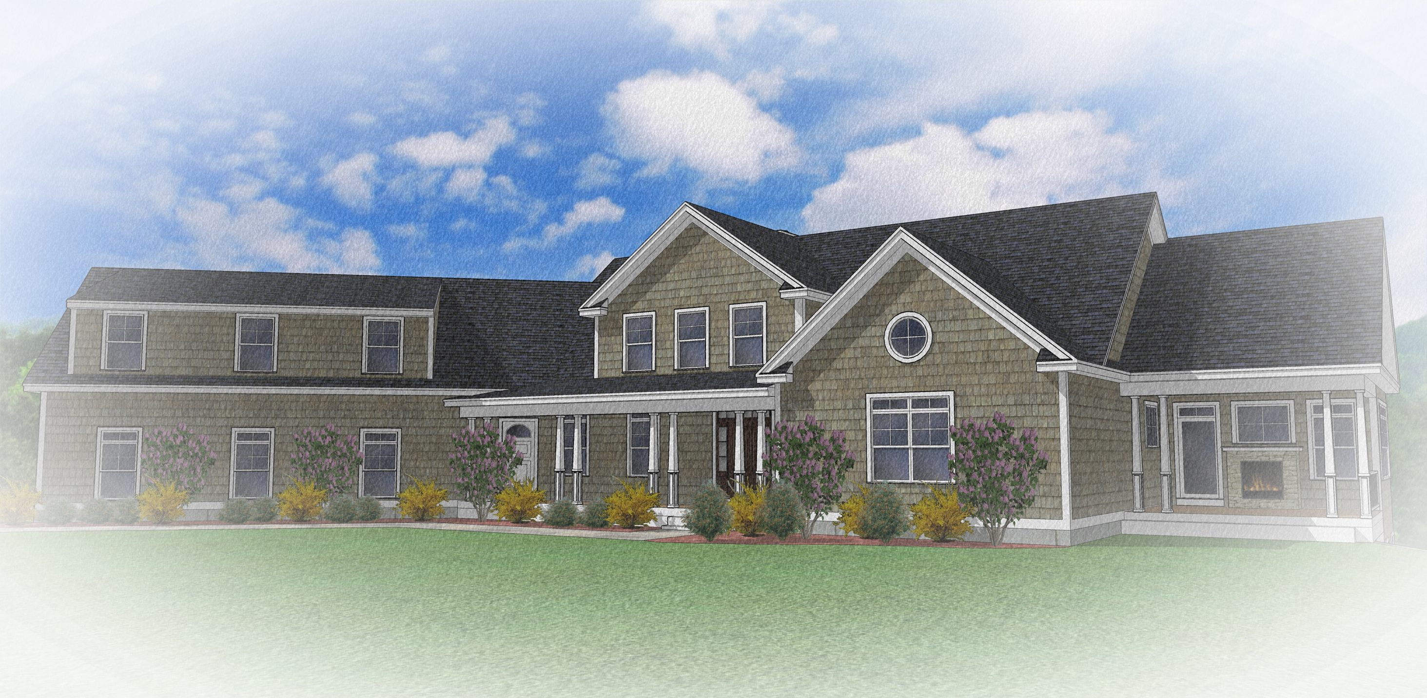 Custom Home - Sandown, NH