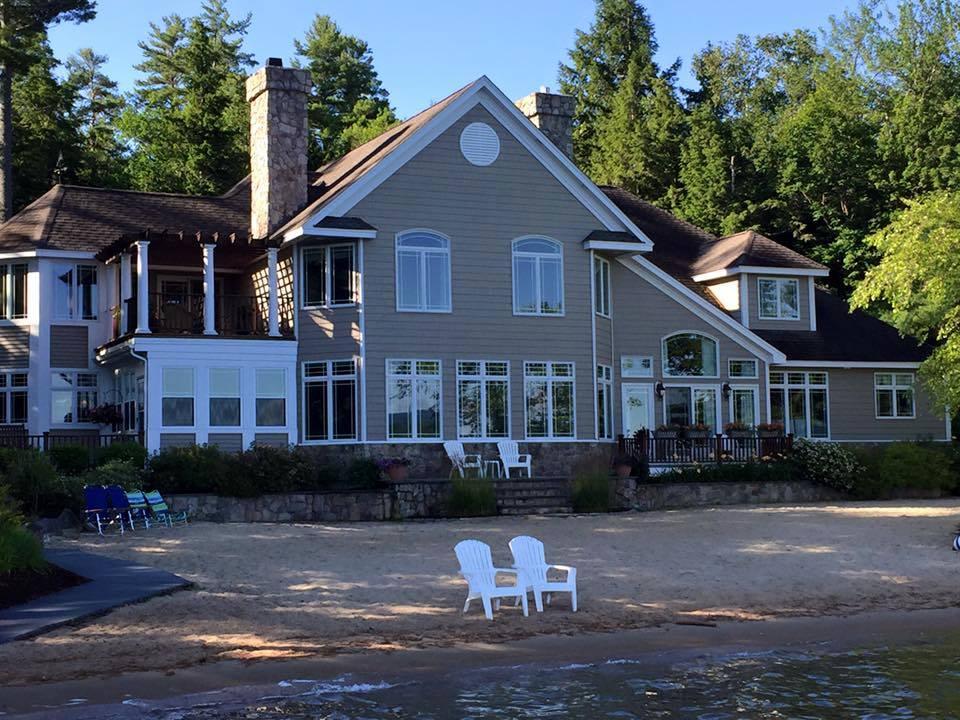 Lakefront Home Moultonborough, NH