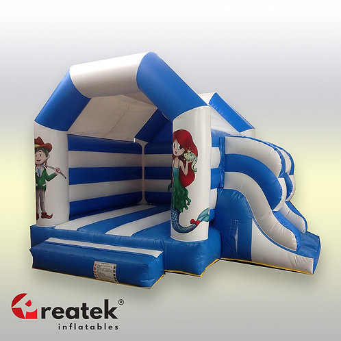 Inflatable branded combos