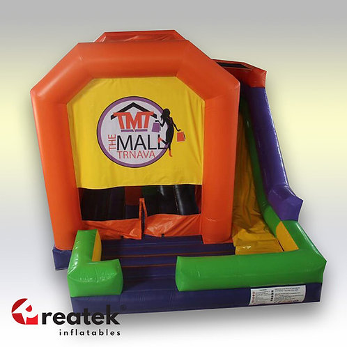 Inflatable branded kid combos