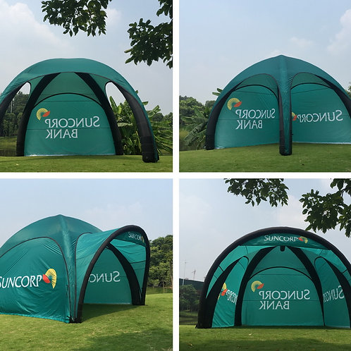 Sealed VIP tents