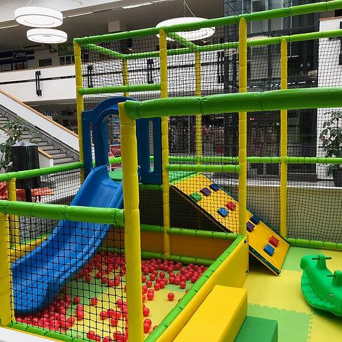 Children playground for café