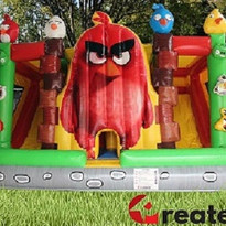 inflatable castles with slides (4).jpg