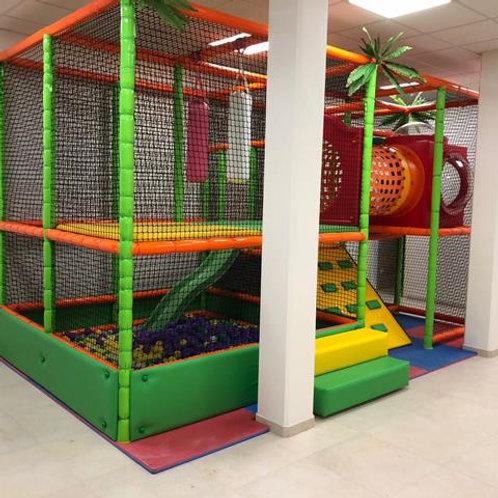 Small indoor playground