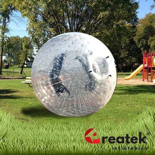 inflatable zorbing reatek 2
