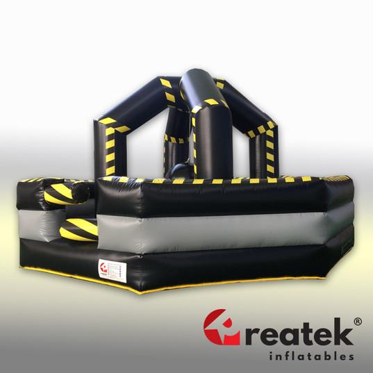 inflatable tower reatek
