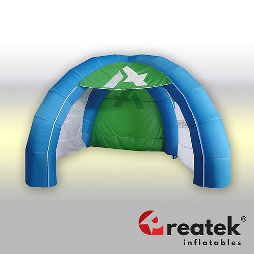 Inflatable tents : Polyester material