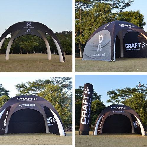 VIP Pneumatic tents