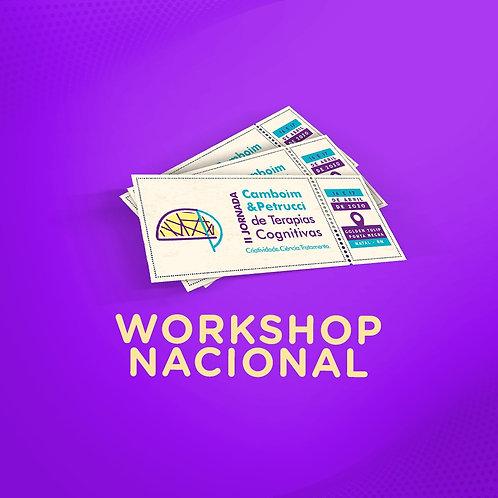 Workshop Nacional