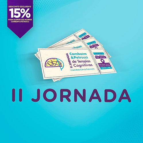 II JORNADA [15%]