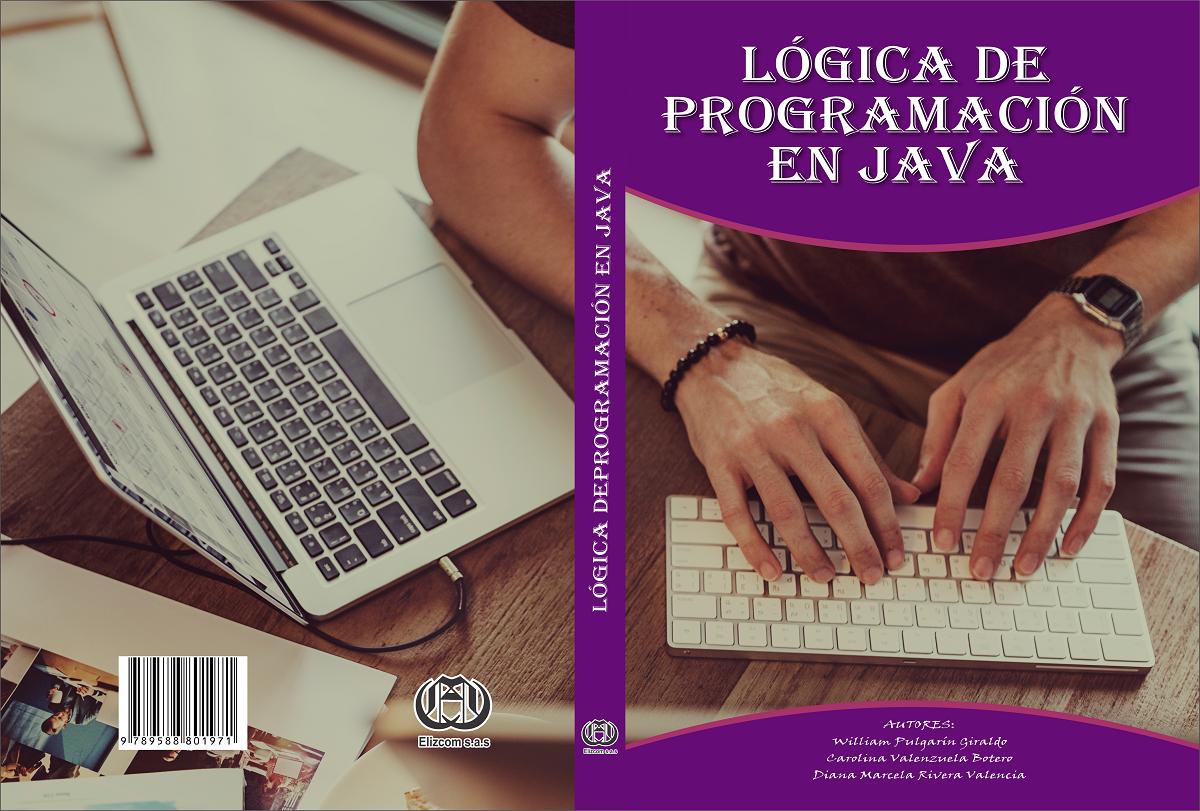 CARATULA LOGICA DE PROGRAMACION EN JAVA.