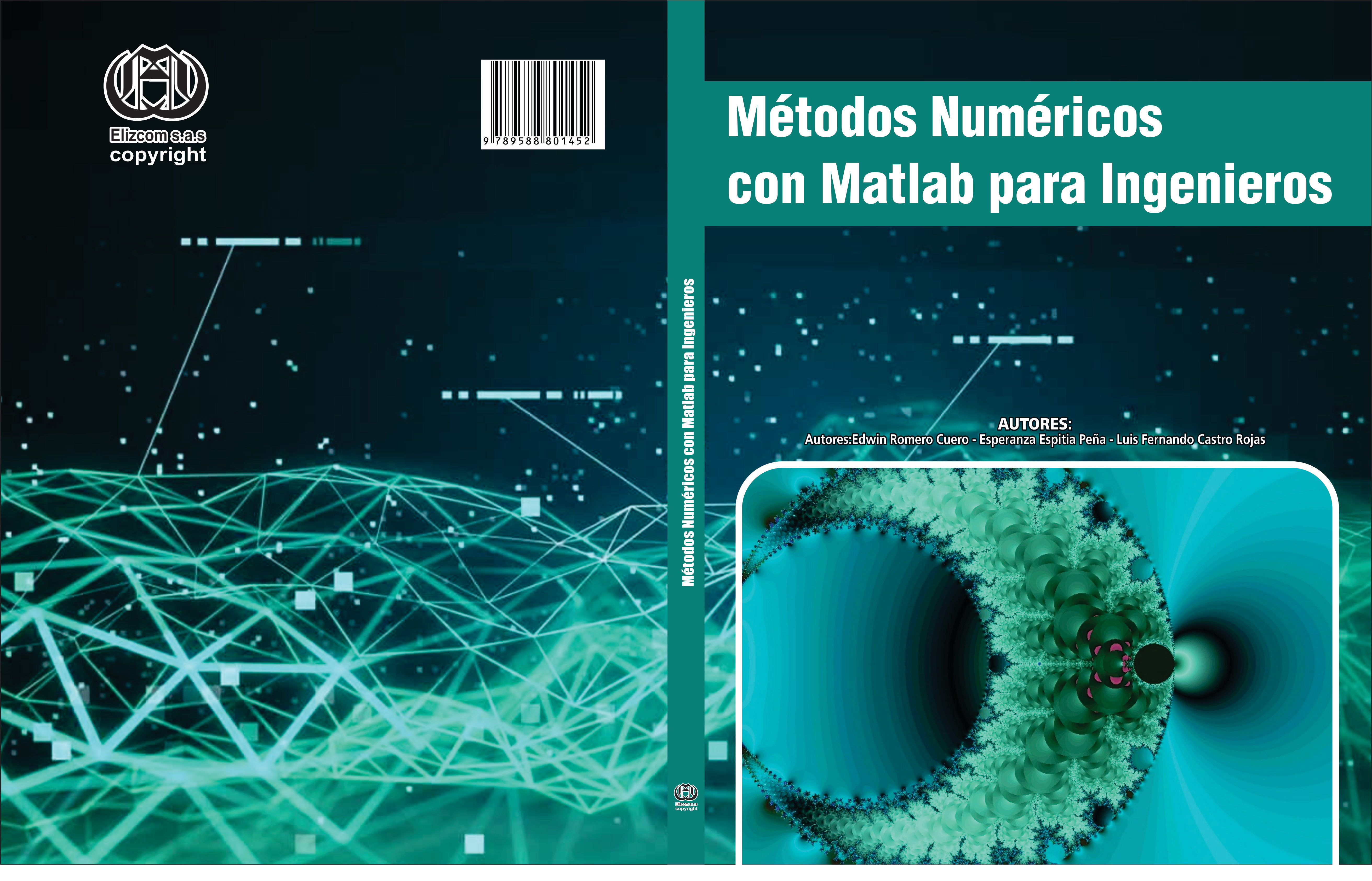 CARATULA_Métodos_Numéricos_con_Matlab