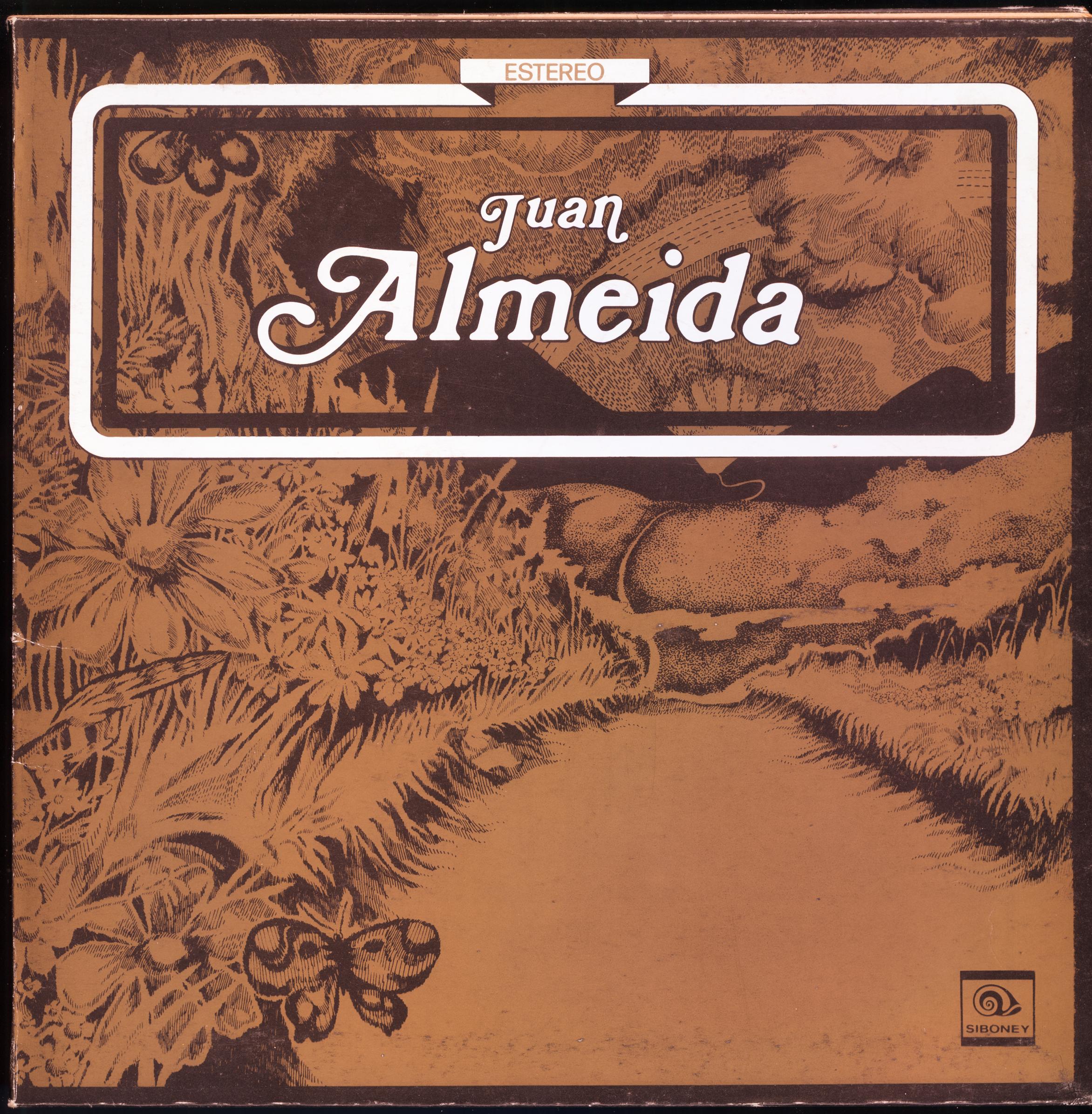 Juan Almeida LP