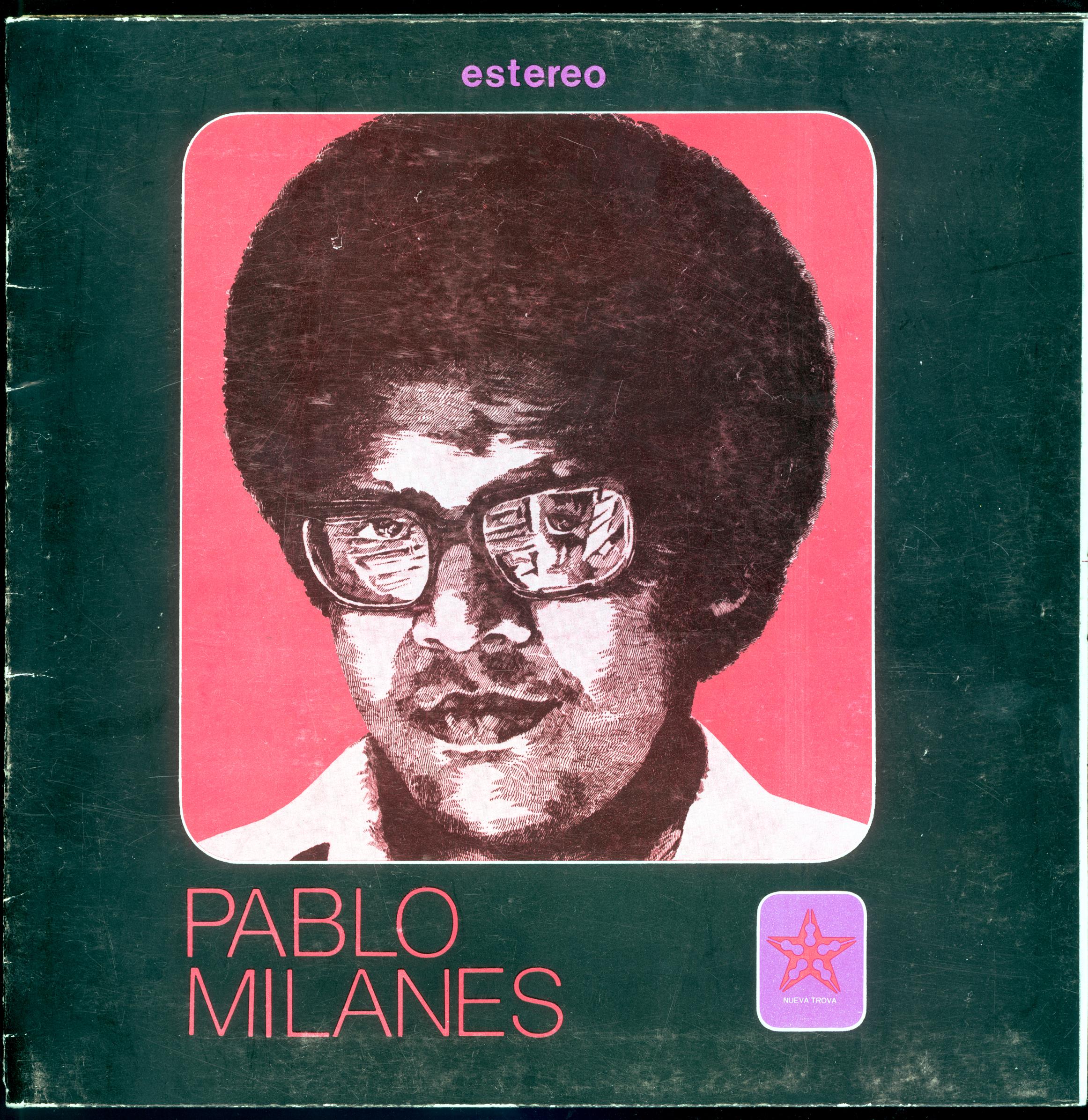 Pablo Milanes LP