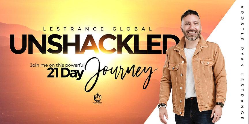 LG UNSHACKLED 21 Day Journey Eventbrite