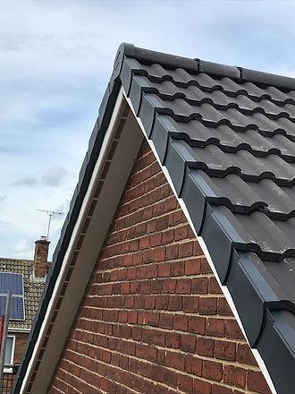 Dry Verge Cestria Roofing