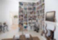 Tablettes Livingroom