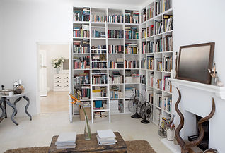 Livingroom Shelves