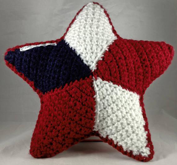 Star Acent Pillow