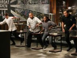 Chef Ameerah on Cutthroat Kitchen