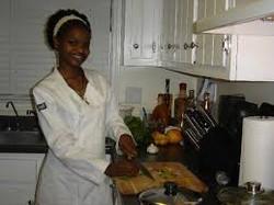 Chef Ameerah