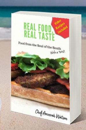 Real Food, Real Taste eBook Pre-Order