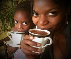Hot Chocolate Face