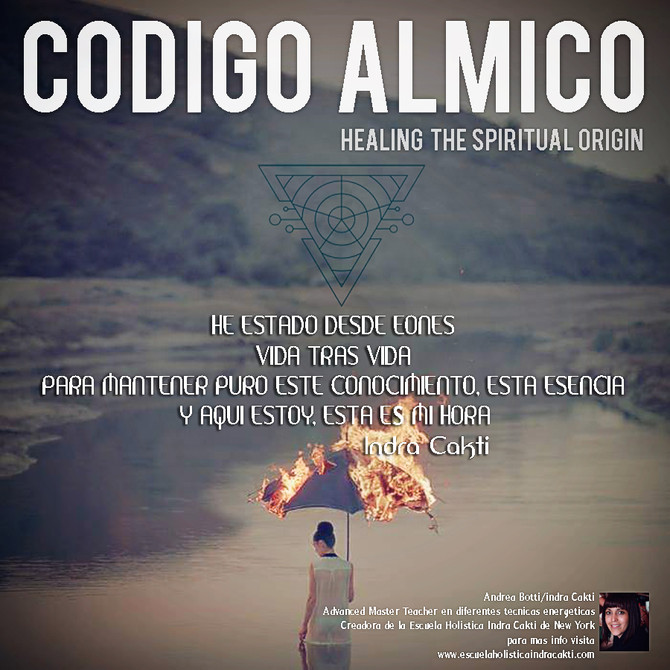 CODIGO ALMICO - Mensaje 6