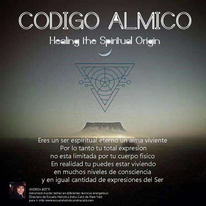 CODIGO ALMICO- Pensamiento 4