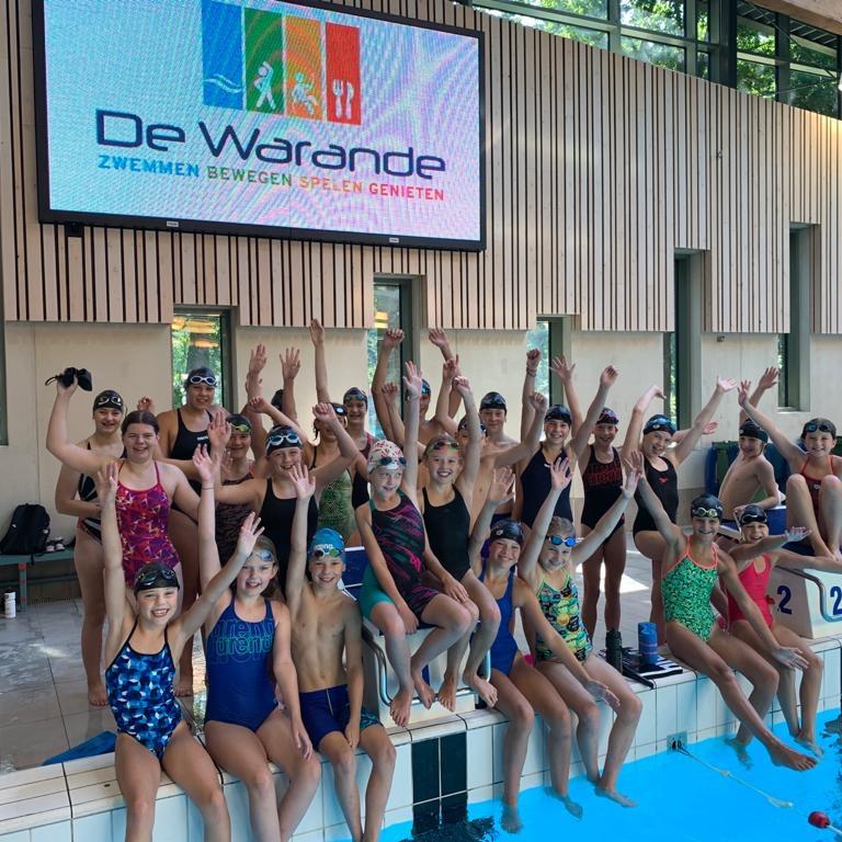 Zwemkamp zomervakantie 2021