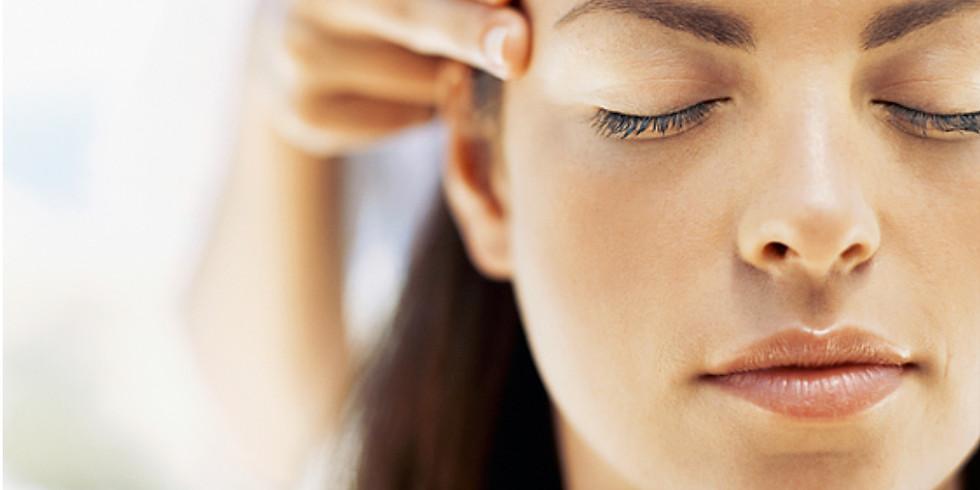 印度頭頸肩能量按摩證書課程