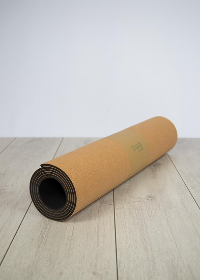 Cork Travel Yoga Mat