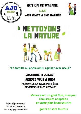 Prenons soin de notreenvironnement!