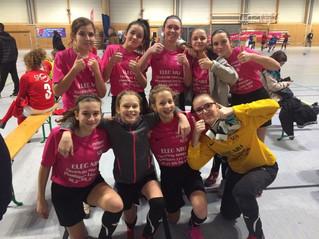 Coupe de Côte-d'Or futsal : les filles se distinguent !